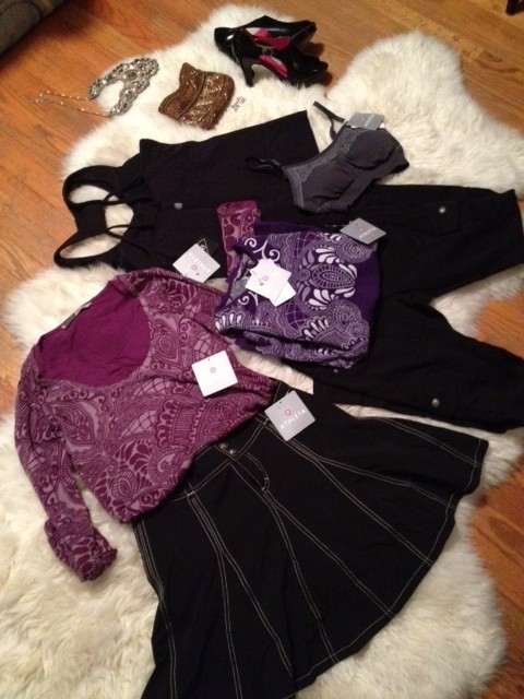 Goodies from Athleta