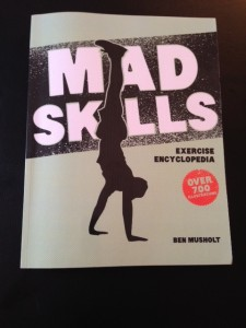 Cover Mad Skills